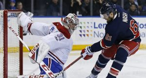 Henrik Lundqvist, Carey Price put on a show as Rangers fall to Habs in shootout (Highlights)