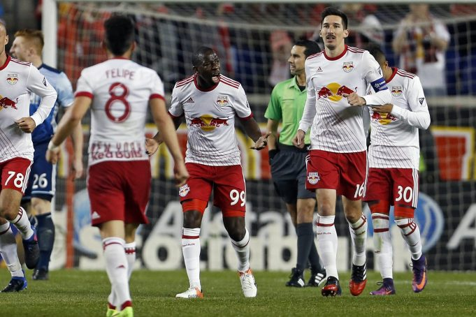 Disappointing draw spells trouble for the New York Red Bulls (Highlights)