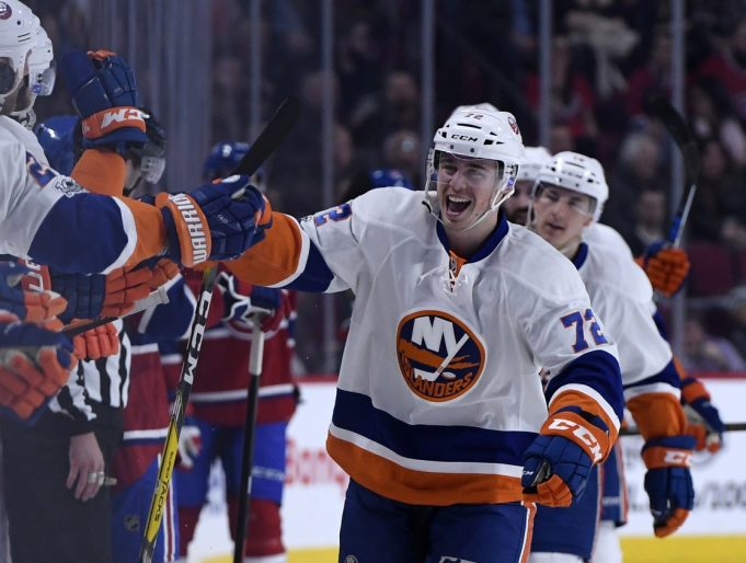 New York Islanders shutout Montreal Canadiens, win third straight (Highlights)