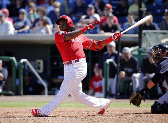 Phillies use three homers, walk off to power past the New York Yankees (Highlights) 2