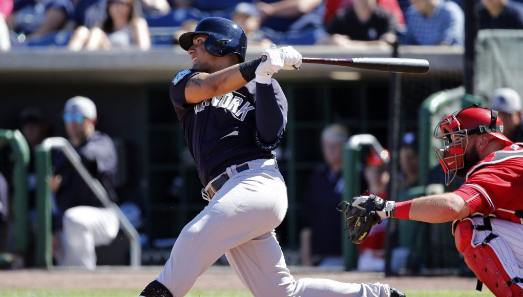 New York Yankees are already raving over Gleyber Torres' baseball IQ