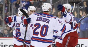 Mika Zibanejad's OT goal lifts New York Rangers over New Jersey Devils (Highlights)
