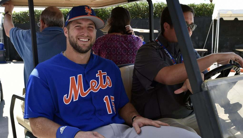 New York Mets: Everything you need to know about Tim Tebow at camp