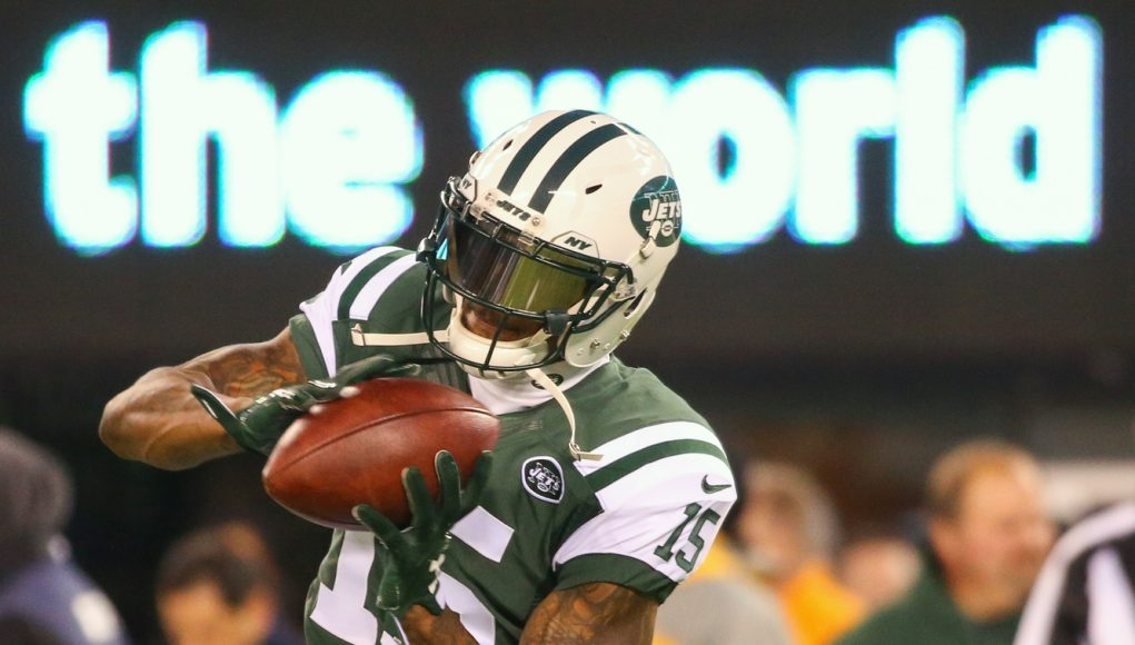 Brandon Marshall is an ideal fit for the New York Giants