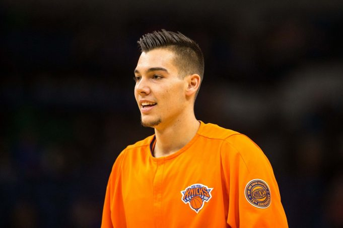 Knicks Injury Report: Joakim Noah out again, Willy Hernangomez to start