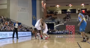 Former New York Knicks guard Nate Robinson goes through defender's legs (Video) 1
