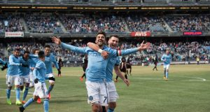 Takeaways, Player Ratings from NYCFC's Home Opening 4-0 Victory Over D.C. United (Highlights)