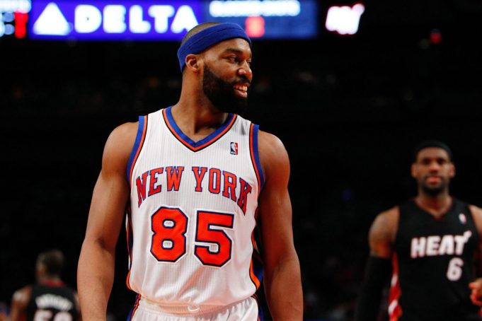 New York Knicks: Baron Davis Talks Team Dysfunction, Carmelo Anthony and Phil Jackson