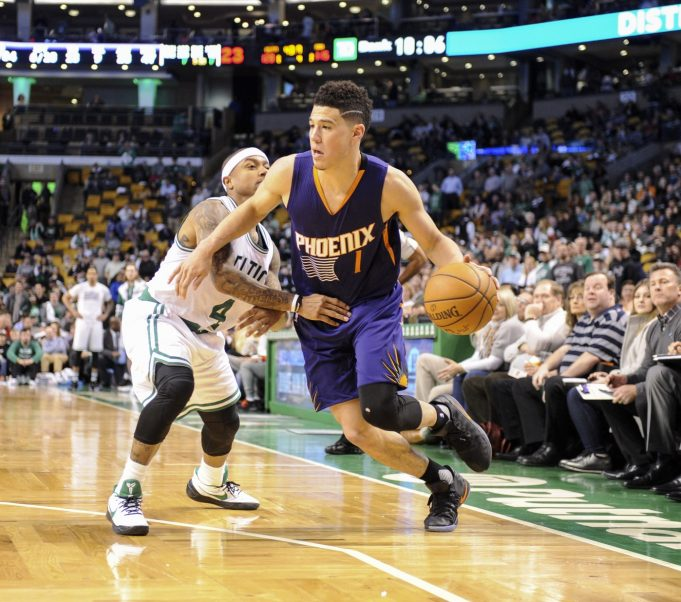 Phoenix Suns' Devin Booker Becomes the Sixth Player in NBA History to Score 70 or More Points in a Game