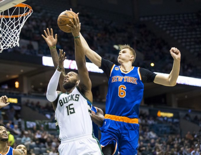 New York Knicks: The Latest Remarkable Achievement By Kristaps Porzingis Highlights His Improvements