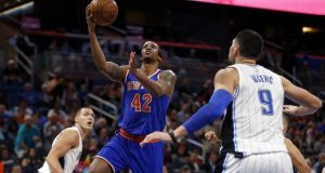 New York Knicks: Lance Thomas says he's 'pain-free' for the first time this season