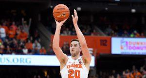Syracuse Forward Tyler Lydon Declaring for NBA Draft (Report) 3