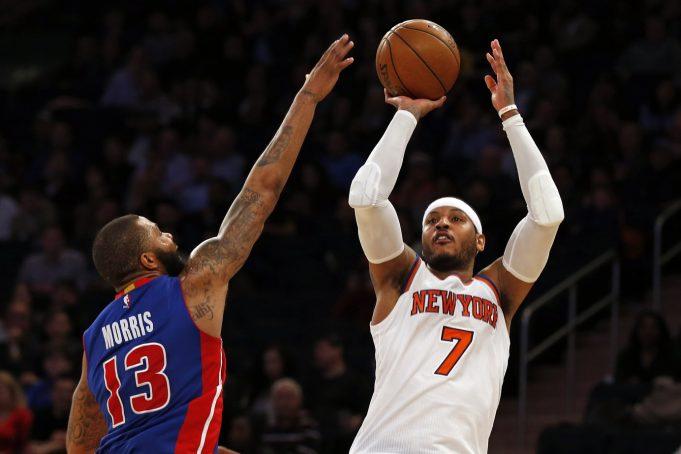 New York Knicks News Mix, 3/31/17: Road vs. Miami, Bernard King Talks Carmelo Anthony, Pippen Blames Phil