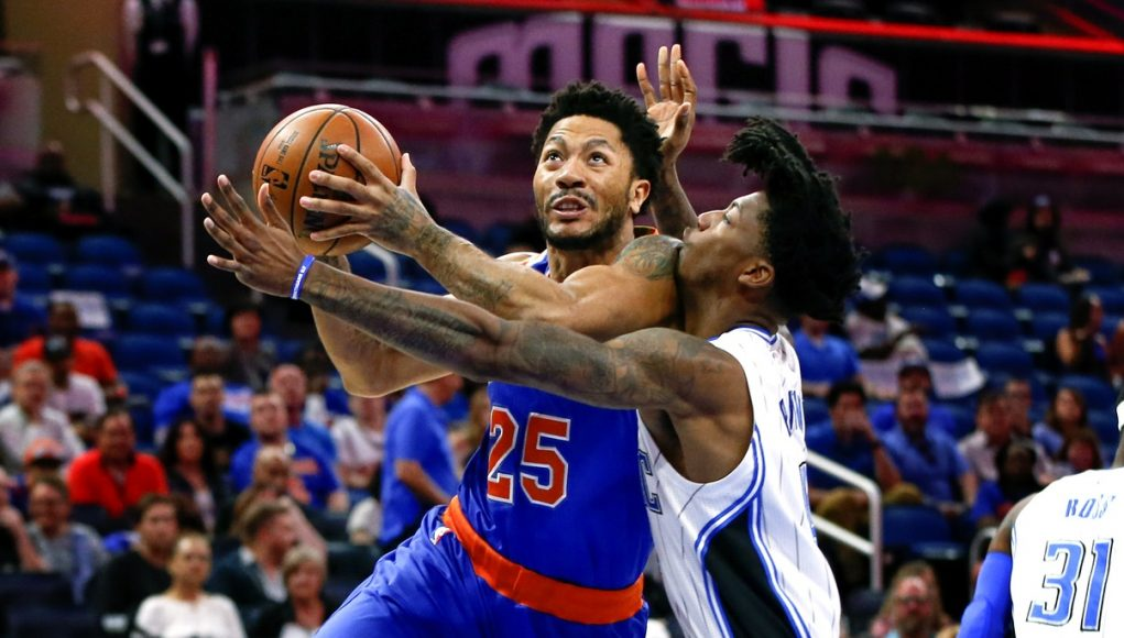 New York Knicks' Bench Foils Tanking Plan, Fuels Team to Win Without Carmelo Anthony (Highlights) 1