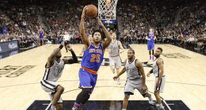 New York Knicks News Mix, 3/26/17: Tanking in San Antonio, More Joakim Noah (Highlights)