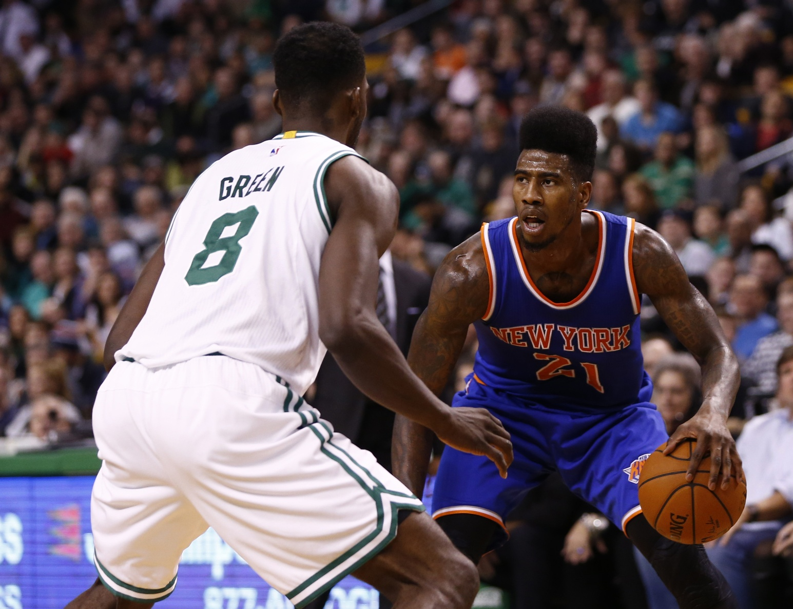 Iman Shumpert: Cavs 'Grabbed Me Out of Hell' With New York Knicks