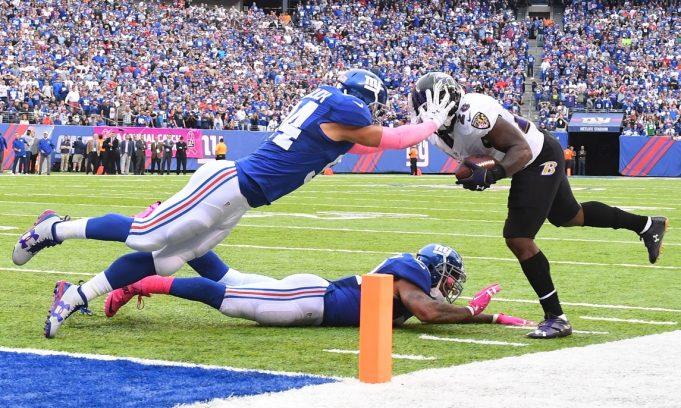 New York Giants: Linebacker Still a Question Mark