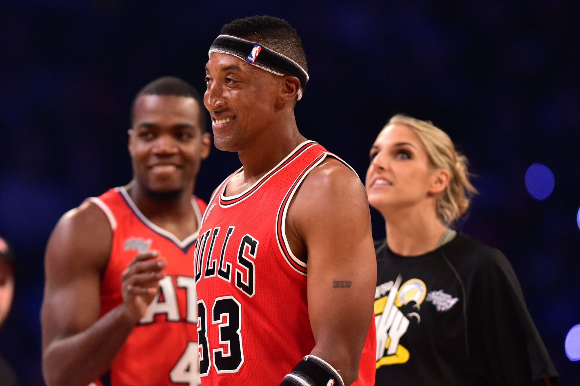 Scottie Pippen Blames Phil Jackson for New York Knicks Struggles