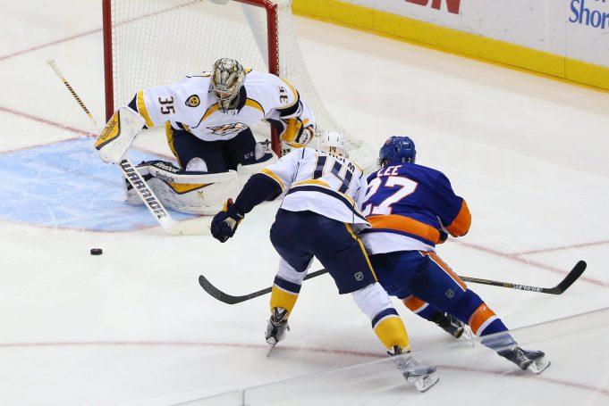 New York Islanders Look to Rebound vs. Predators 1