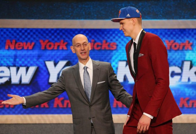 Why the New York Knicks should focus on drafting players 2
