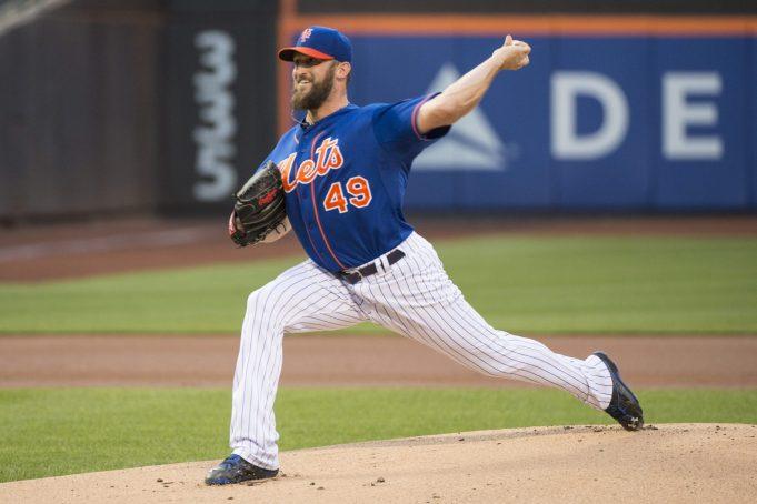 New York Yankees Release Left-Hander Jon Niese