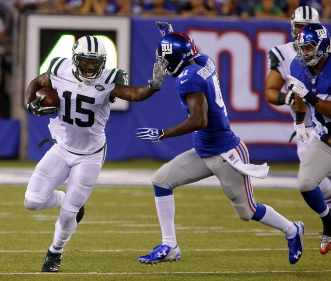 Four Bold Predictions for the New York Giants after the Brandon Marshall Signing