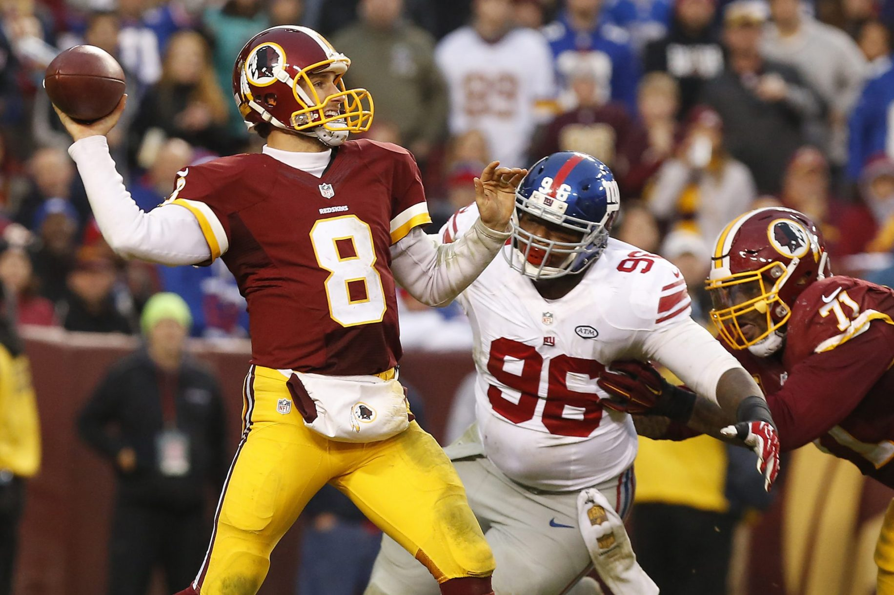 New York Giants: Can Jay Bromley Fill the Void that Johnathan Hankins Leaves Behind