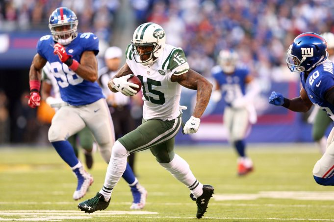 New York Giants Agree With Brandon Marshall On Two-Year Deal (Report)