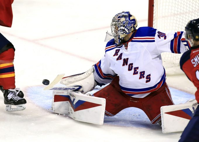 New York Rangers Look To Continue Aggression Against Florida Panthers