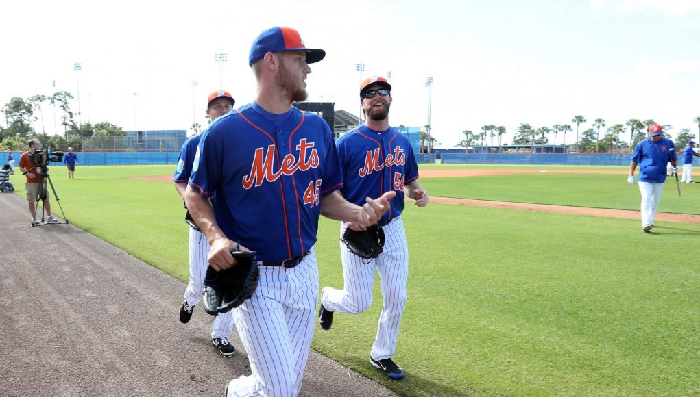Wheels Up: Zack Wheeler Forces His Hand on the New York Mets