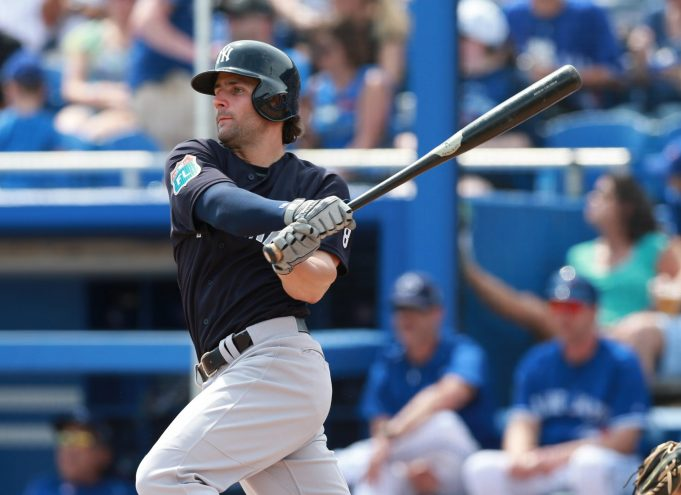 Pete Kozma May End Up Breaking Camp With The New York Yankees