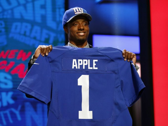 TBT: Should the New York Giants Have Drafted Laremy Tunsil Instead of Eli Apple?