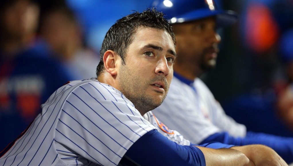 A Healthy Matt Harvey Could Carry the New York Mets To a World Series 2