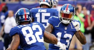 Free Agency Will Determine if the New York Giants Believe in Their Young Receivers 2