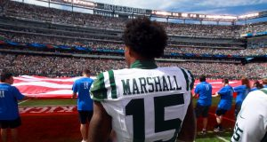 The New York Giants and Brandon Marshall: The fit is there but not without concerns