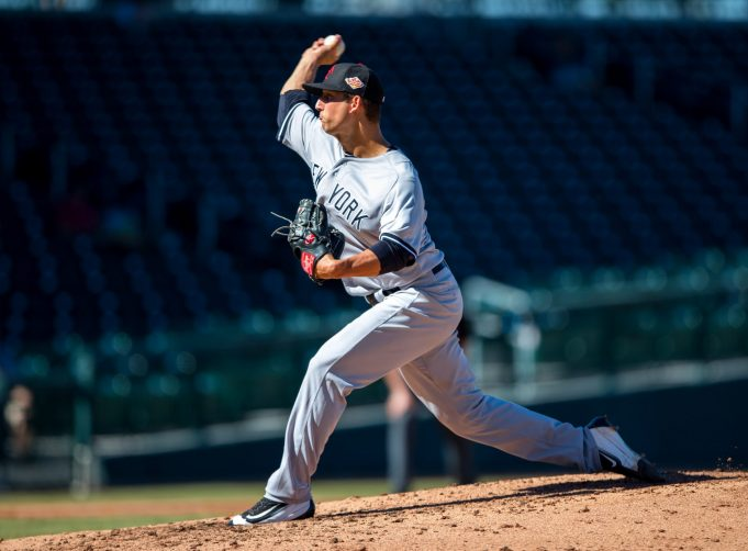 New York Yankees: James Kaprielian Proves He Will Exceed Expectations