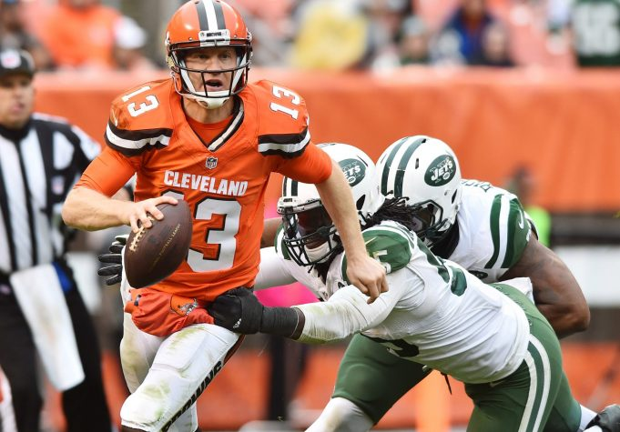 New York Jets Sign Quarterback Josh McCown