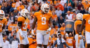 New York Giants 1st Round Prospect Defensive End Derek Barnett 2