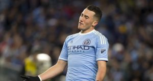 New York City FC: Projected Starting XI