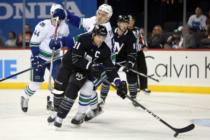 New York Islanders Conclude Canadian Trip in Vancouver 2