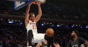 New York Knicks with Kent Bazemore or Allen Crabbe Instead of Joakim Noah Would be Bliss 5