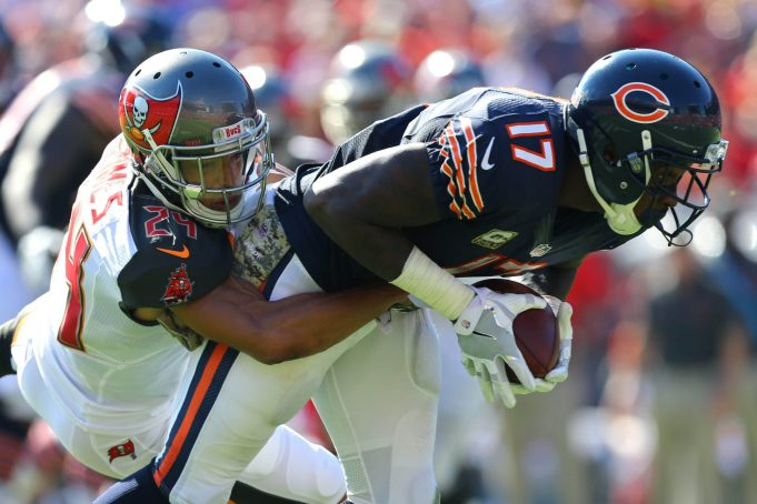 New York Jets: 3 Players That Can Replace Brandon Marshall