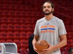 New York Knicks Joakim Noah