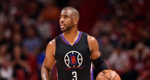 Knicks Way Too Early 2017-18 Point Guard Possibilities: Is Chris Paul Realistic? 1