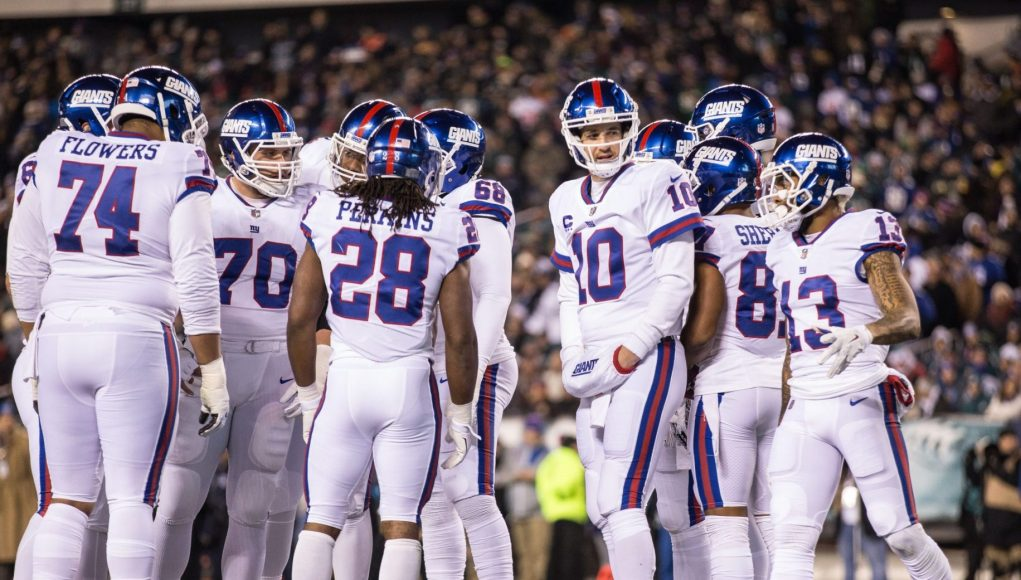 New York Giants: Versatility, Depth, Competition Will Help Upgrade Offensive Line