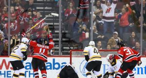 The New Jersey Devils questionable trade deadline 1