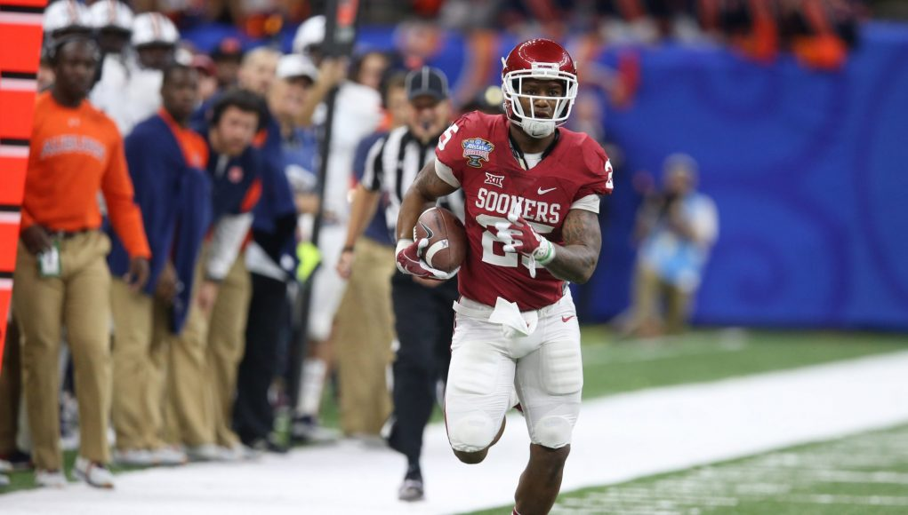 Should the New York Giants Consider Dark Horse RB Candidate Joe Mixon? 2