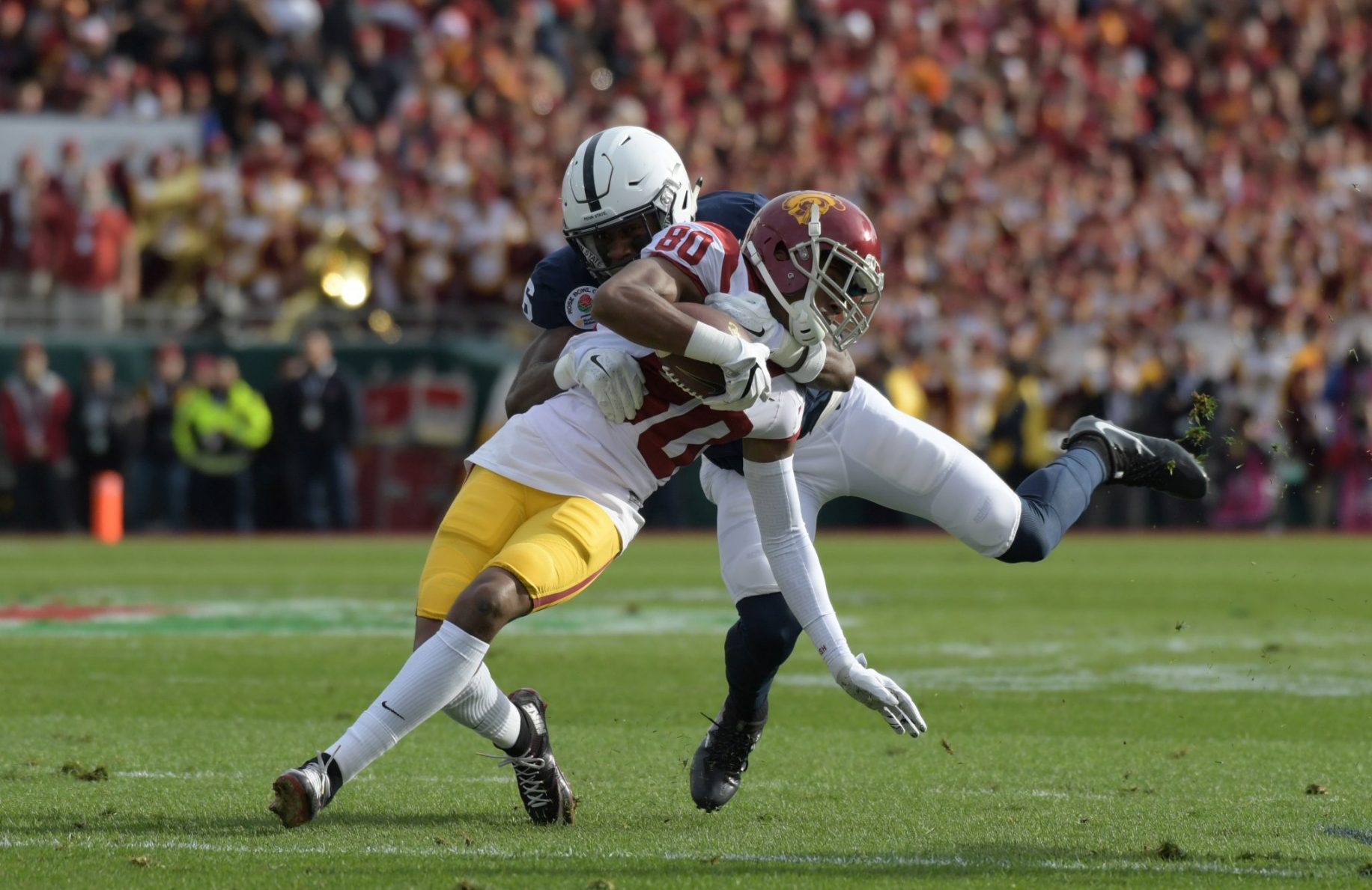 New York Giants Will Meet With Penn State Safety Malik Golden (Report)