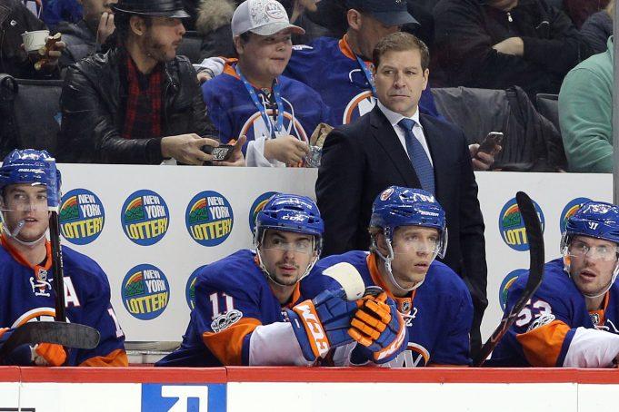 New York Islanders goaltending falls apart in 8-4 loss to Hurricanes