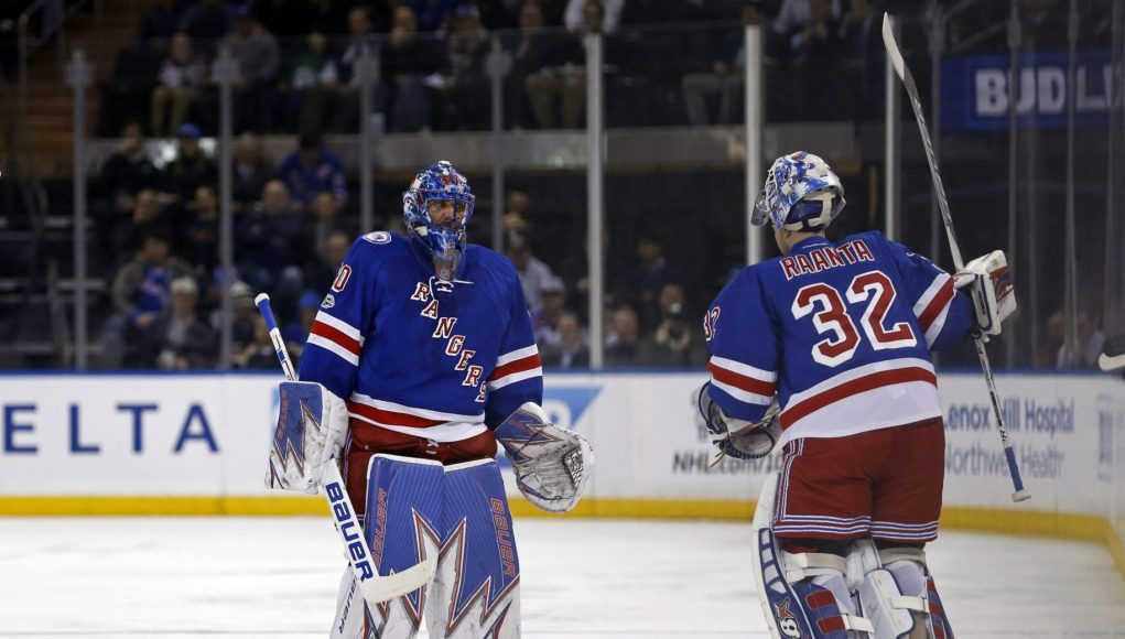 New York Rangers: Could Antti Raanta Actually Replace Henrik Lundqvist For the Playoffs?
